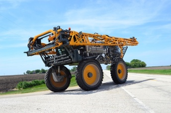 The Alliance 363 IF, the Roadable Row Crop Tire