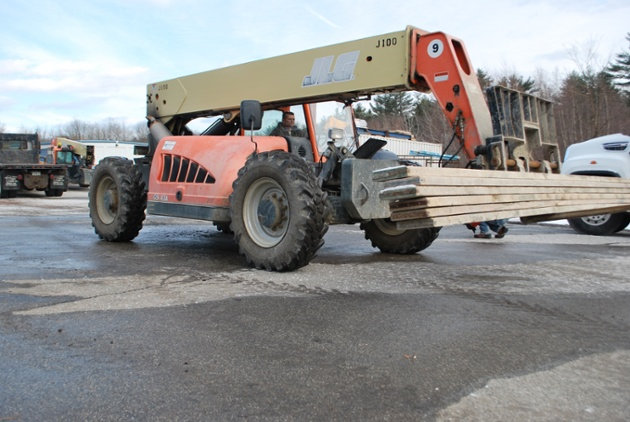 The Telehandler's Rise to Prominence