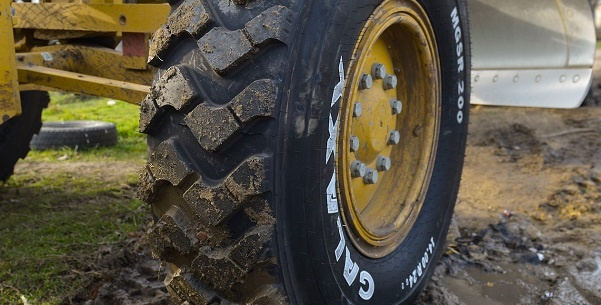 Galaxy launches new radial OTR tire line