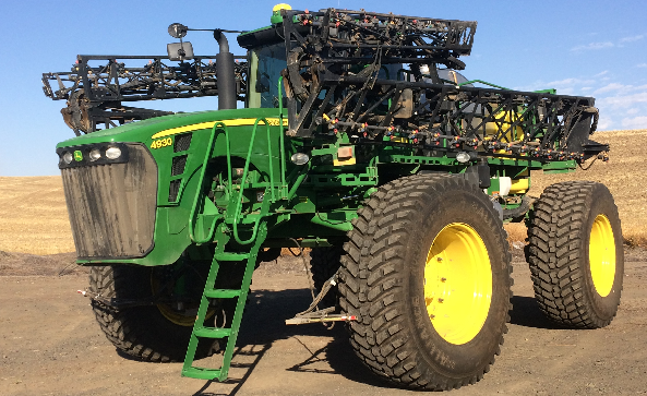Alliance 550s Float your Spring Sprayers