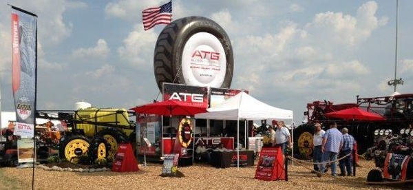 The ATG Summer Road Show Pumps Up Brand Awareness