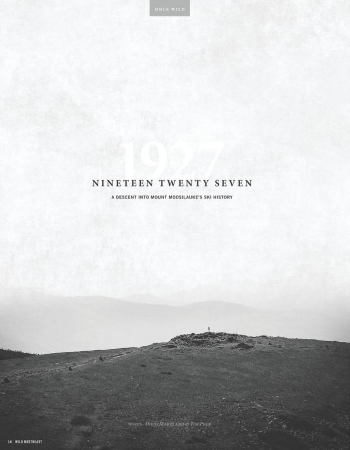 Nineteen Twenty Seven