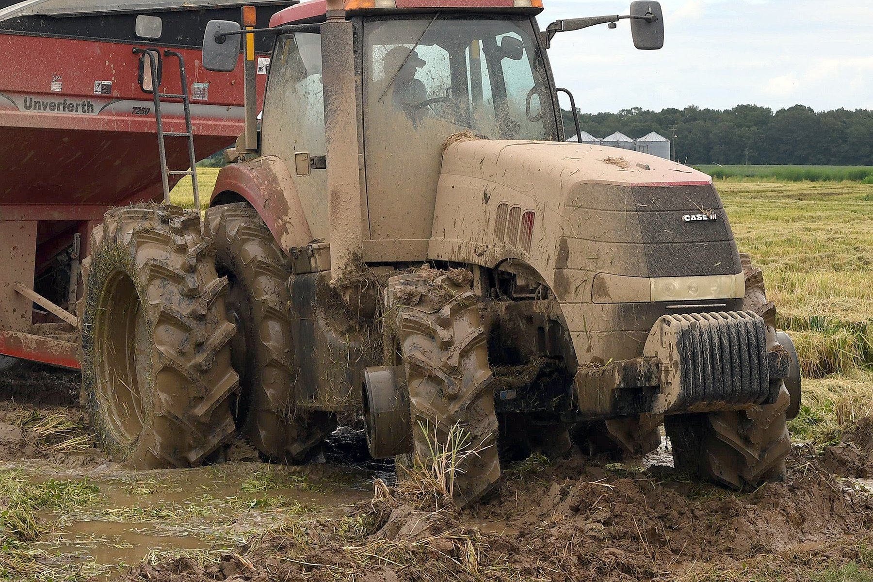 Working with Farmers to Grow Great Tires
