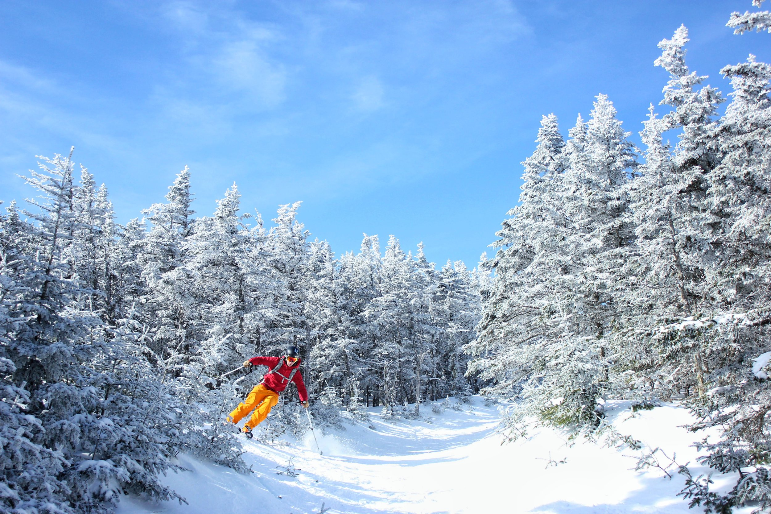 Where to Find the Best Backcountry Skiing in the East