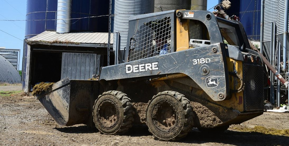 The Difference Between a R-4, L-4, and L-5 Skid Steer Tires