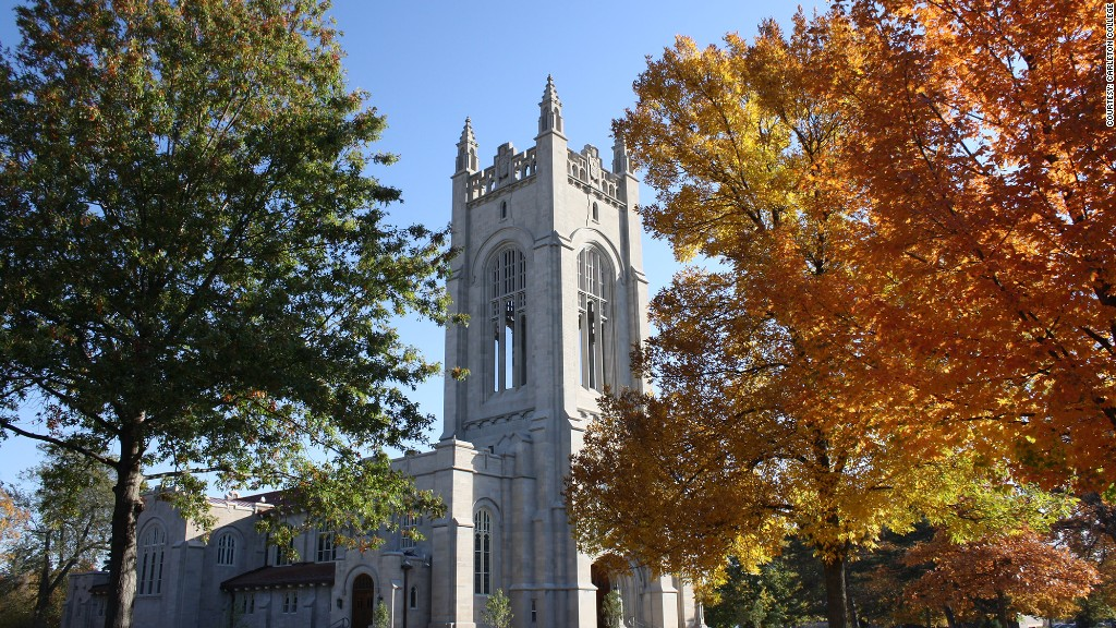 What Does it Cost to Attend Carleton College?