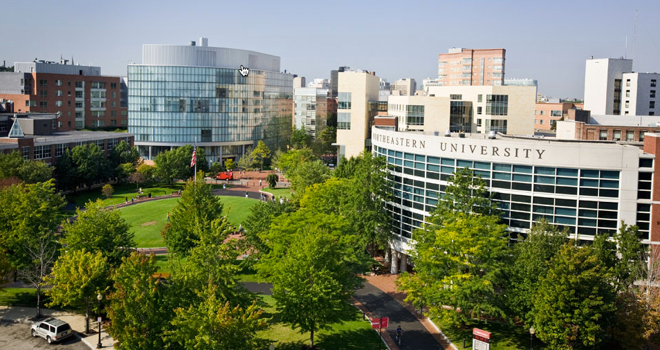 What does it cost to attend Northeastern University?