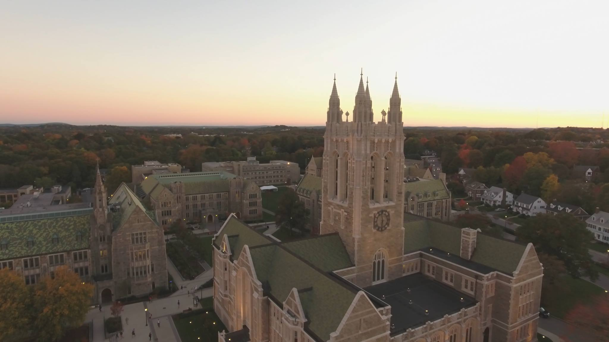 A Guide to Catholic-Affiliated Universities