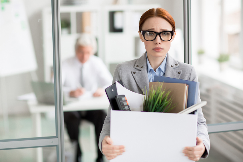 10 Steps to Recover After Losing Your Job