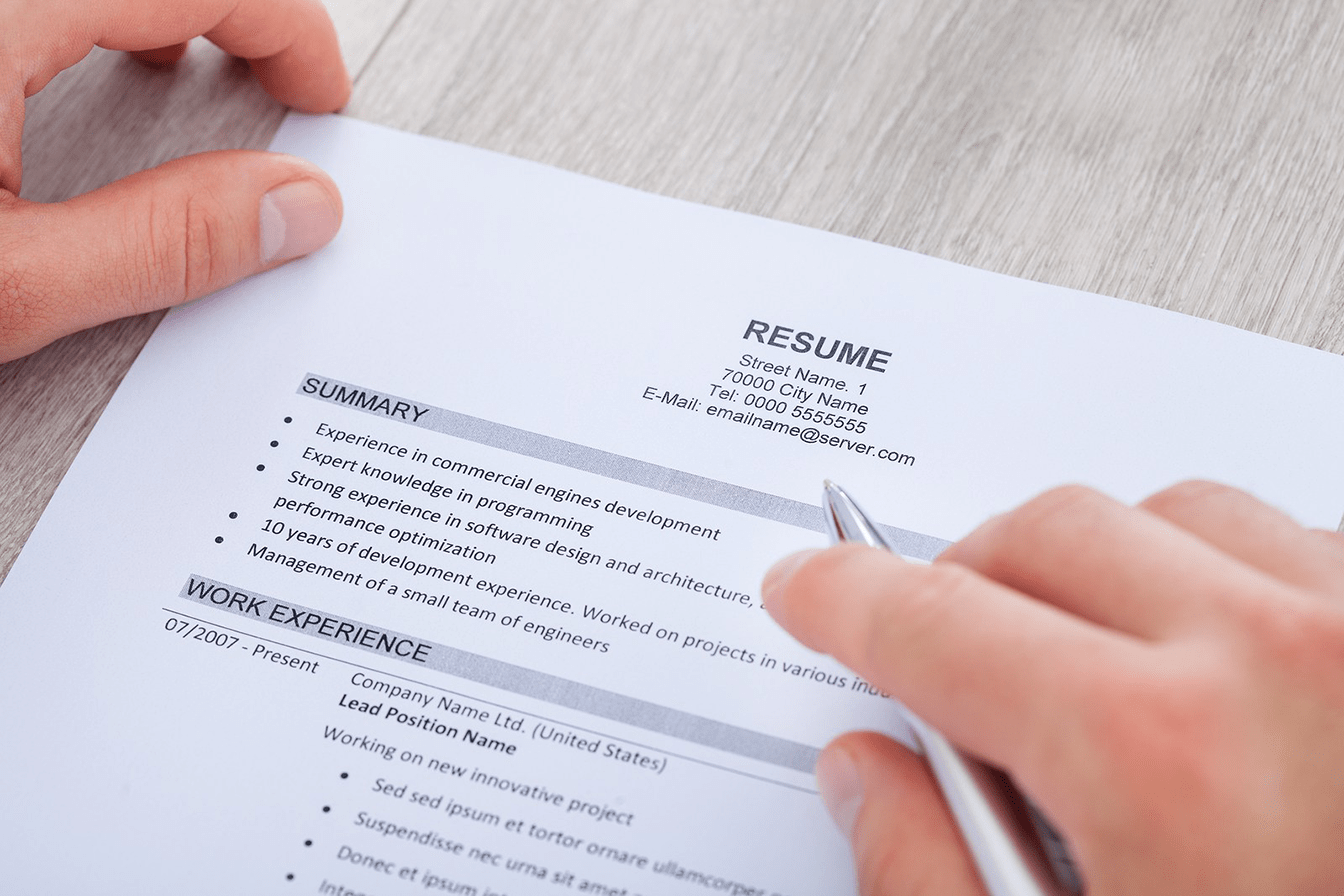 How to Avoid Generic Wording or Resume Fluff