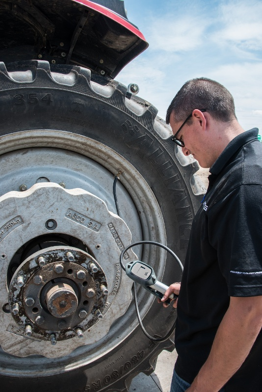Farm Tire Inflation Matters