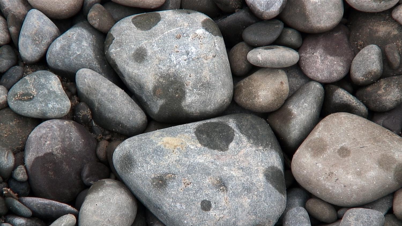 pebble rain