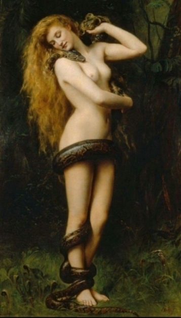 Lilith , John Collier, 1887