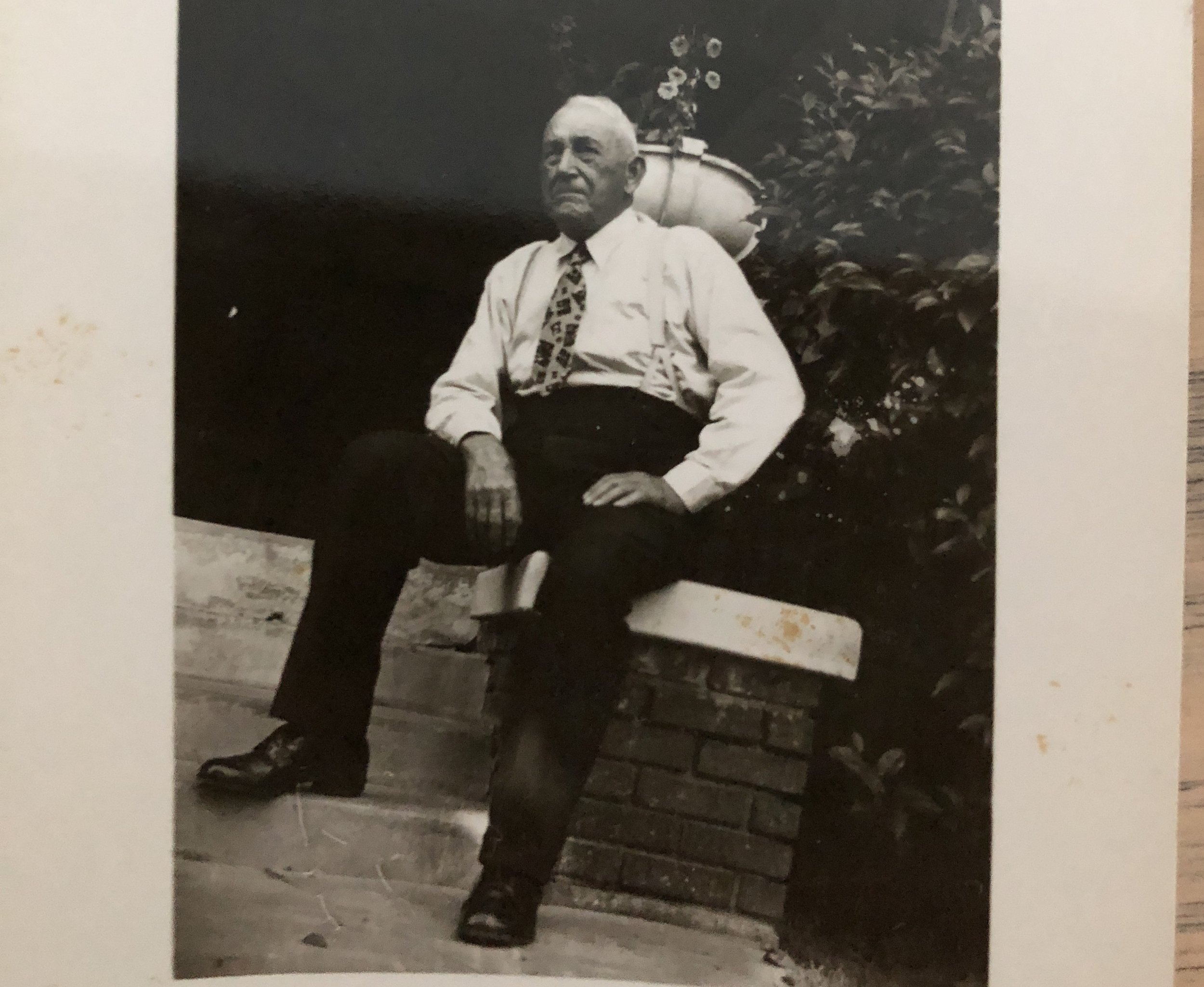 My Great Grandpa,Michael Healey - Photo provided by my Aunt Mary Ann Conelly