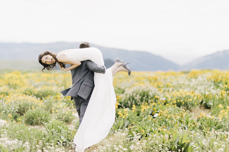 Utah Wedding /  Kathryn & Jeremy