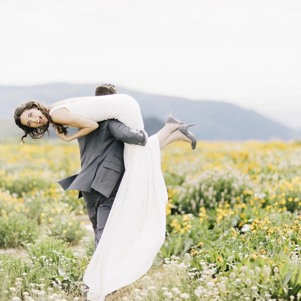 UTAH WEDDING  KATHRYN + JEREMY