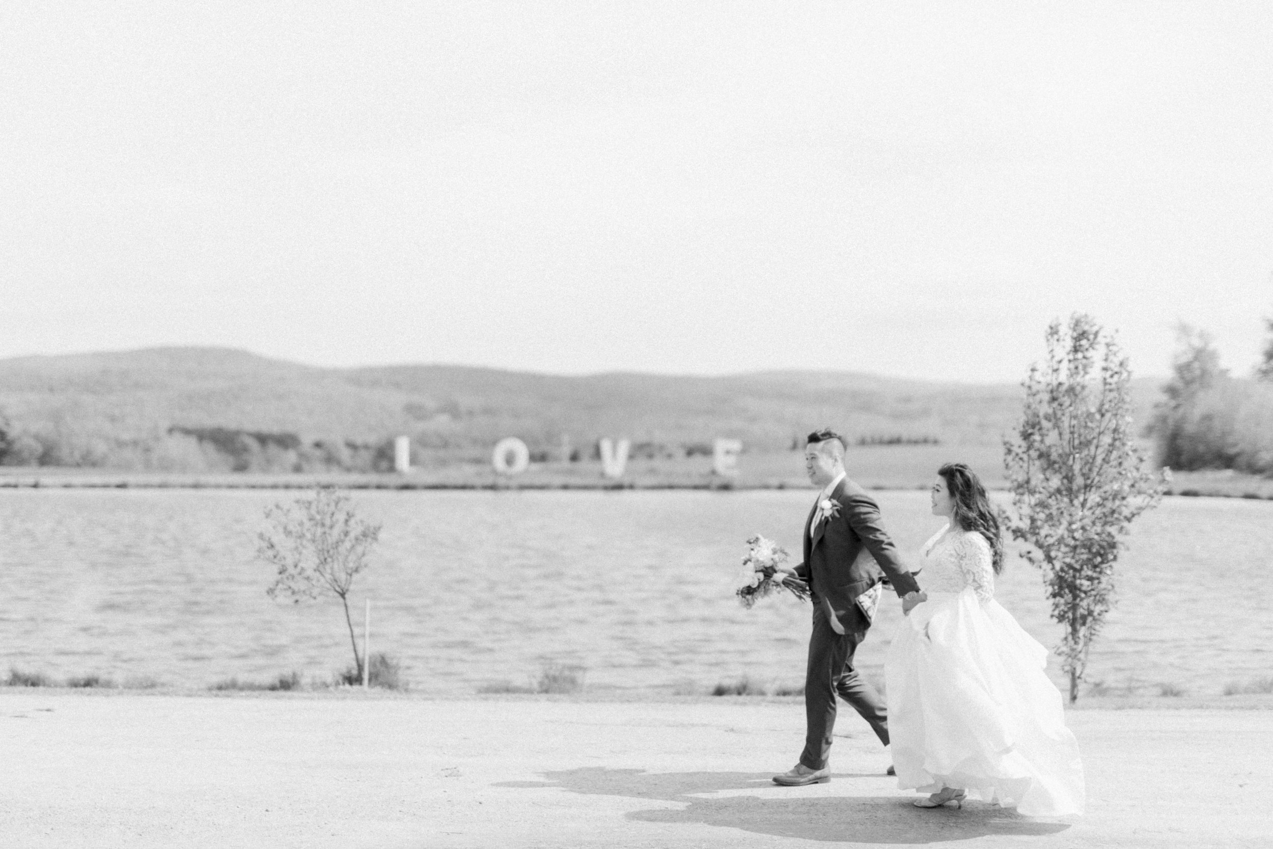 Jessica + Tim's Wedding Teasers