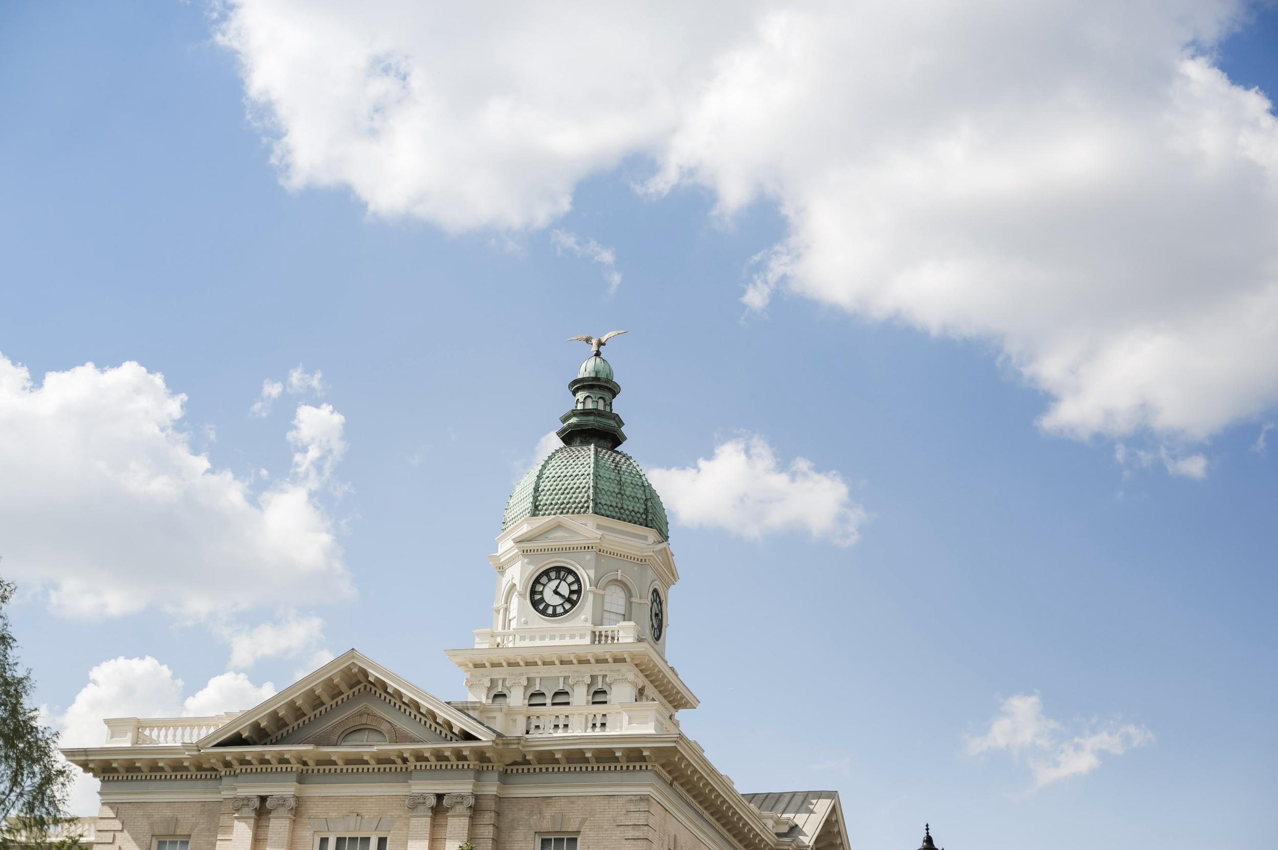 City Hall. Athens, GA. Spring 2017