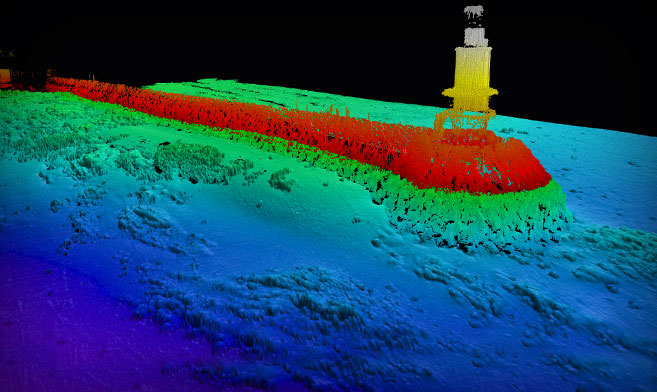 Hydrographic - Substructure has a strong hydrographic survey capability that includes a variety of techniques.