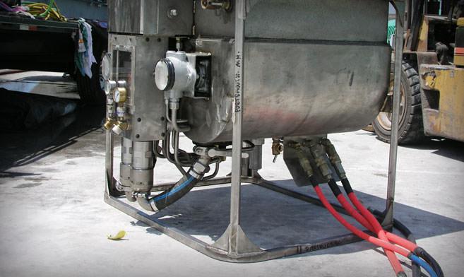 Custom-Built & Patented Equipment -