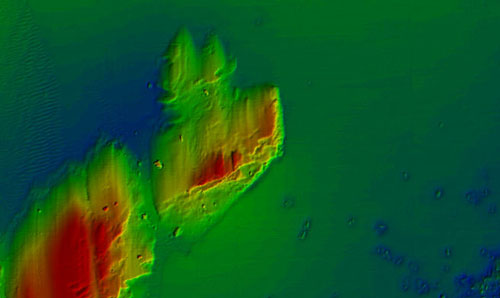 Hydrographic and Structural Surveys - Substructure conducts both small- and large-scale hydrographic surveys to support a wide range of applications.