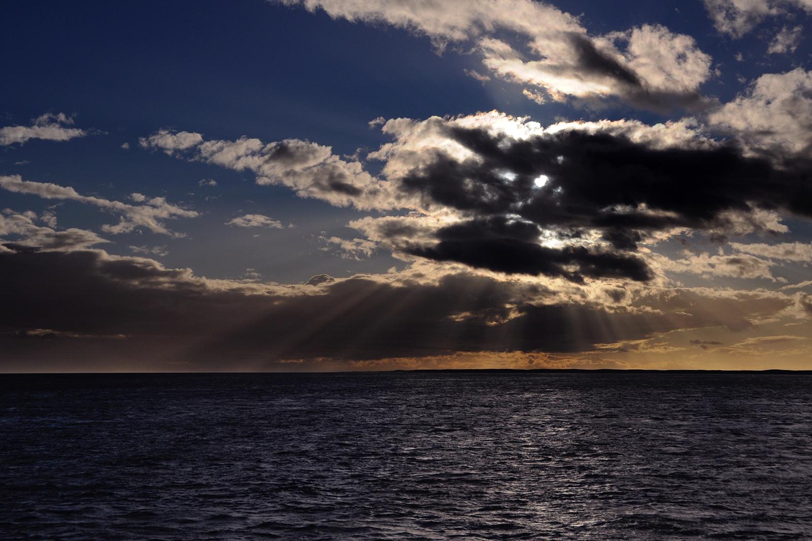 Magellan Sunset
