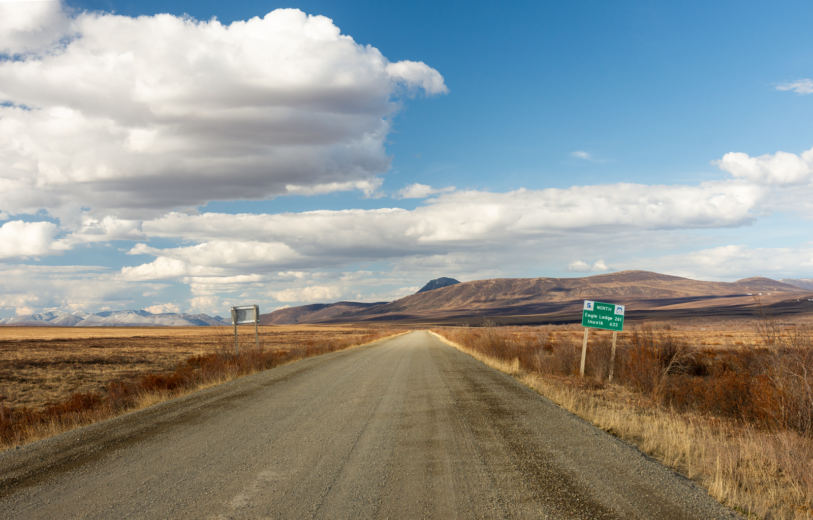 The Dempster Highway's stunning isolation