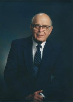 Pastor George Frey (served 1959-1990) - Pastor Frey accepted the call extended to him in the fall of 1959. On November 29th of that year he was installed as a pastor of St. Paul Evangelical Lutheran Church by Pastor Nitz. During his years of service a new parsonage was purchased, property (intended as a site of a future new church) was purchased and later resold and the congregation expanded to include members and to conduct services at Evergreen Lutheran High School in Dupont, Washington. The 50th anniversary of the dedication of the present church building and both the 75th and 100th anniversaries of the establishment of St. Paul congregation are among the events that occurred during Pastor Frey's ministry. Pastor Frey retired from the ministry in 1990 and remained at St. Paul's until the Lord took him to heaven in 2011.