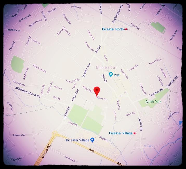 Thirteen 13 Church Street Bicester Oxfordshire OX26 6AY