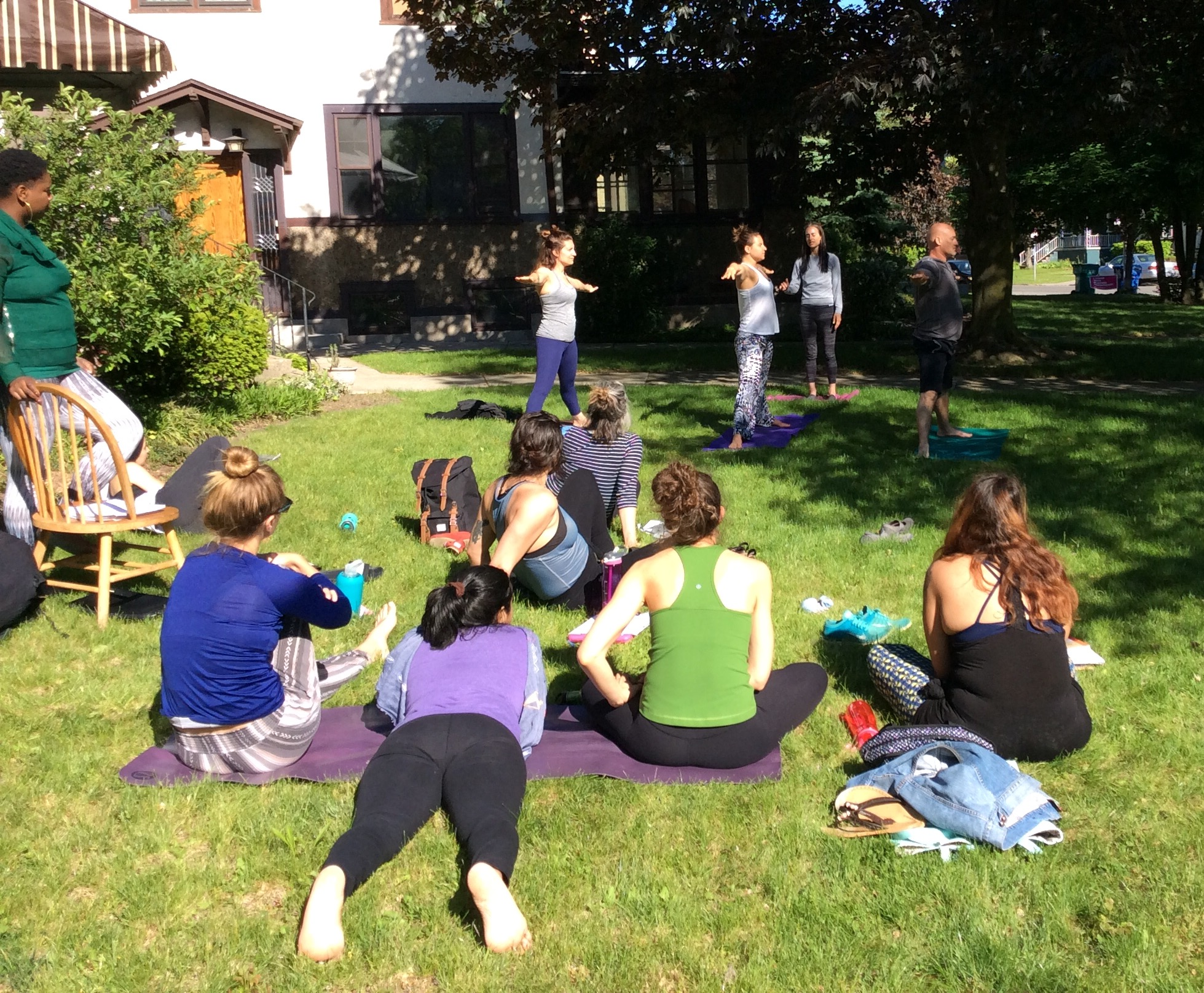 250 Hour Hot Yoga Teacher Training In Buffalo New York Evolation Yoga