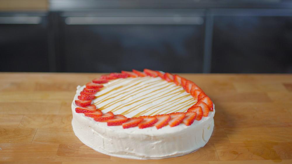 Tres Leches Cake Basics With Babish