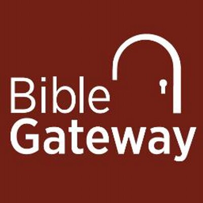 Online Bible and commentary resources.