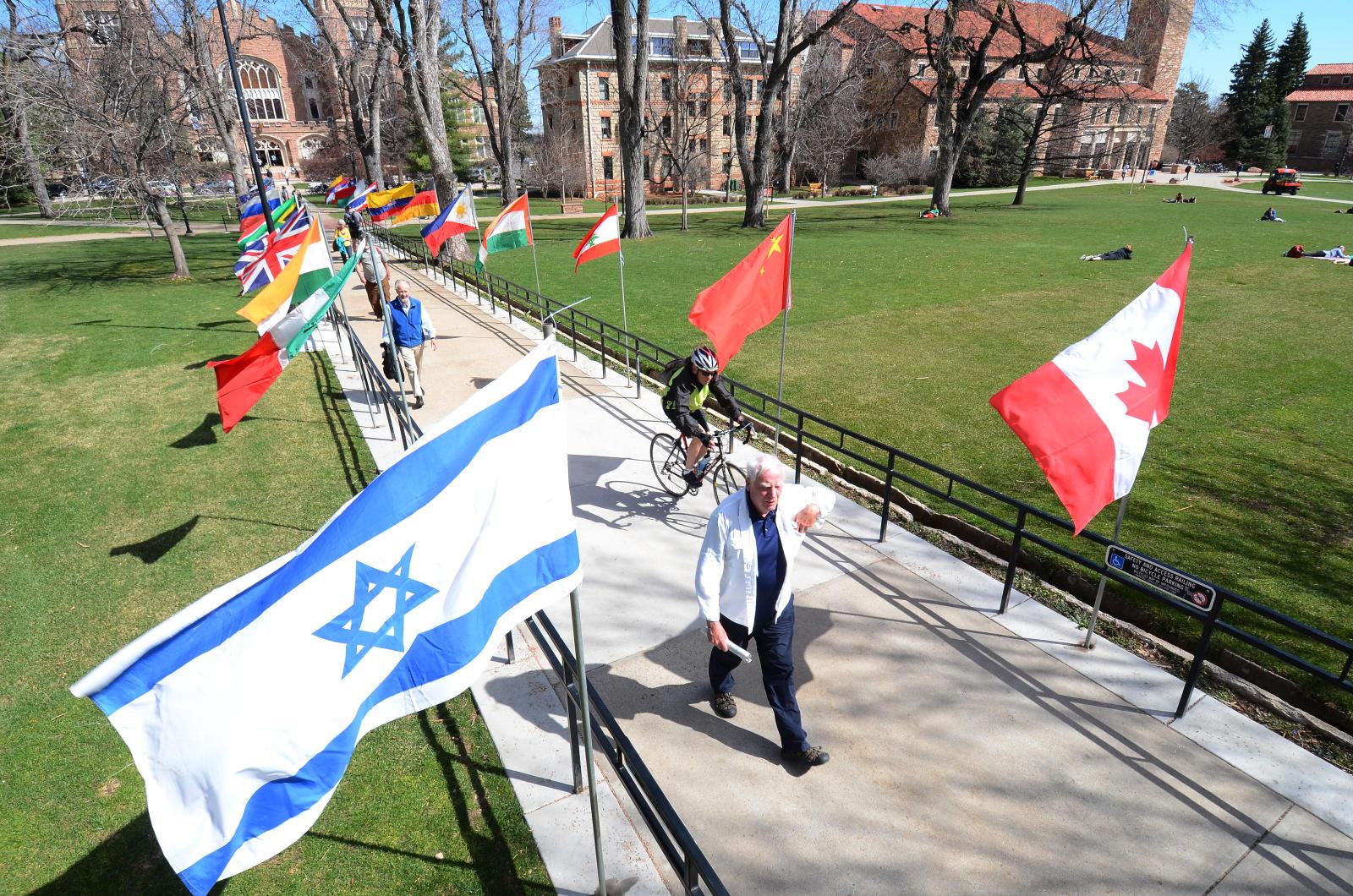 International Students Liason