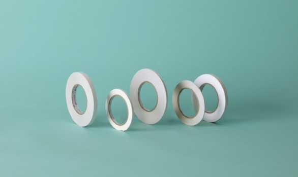 High Tack Tape - Unlike other brands, our high tack tape is easy to tear, is heat resistant, and has more tape on each roll than the competitors.