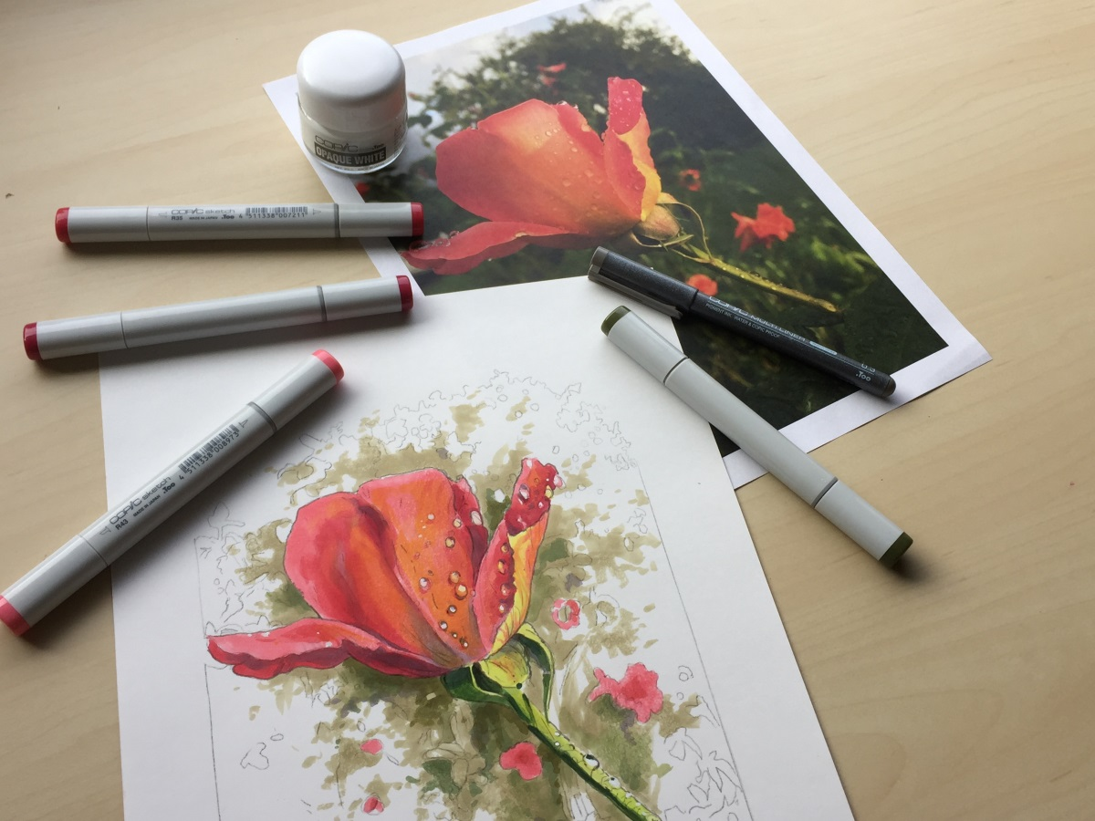 header image for DIY Coloring Pages using Transfer Paper.JPG