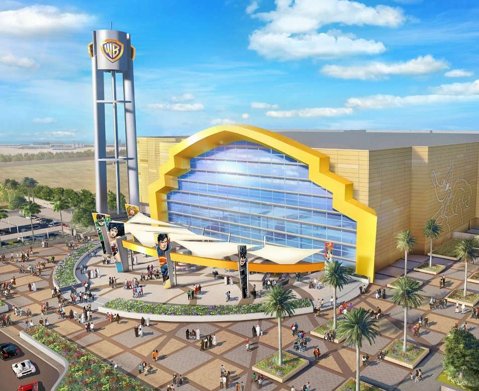 WARNER BROS. WORLD ABU DHABI     (ABU DHABI, UAE)