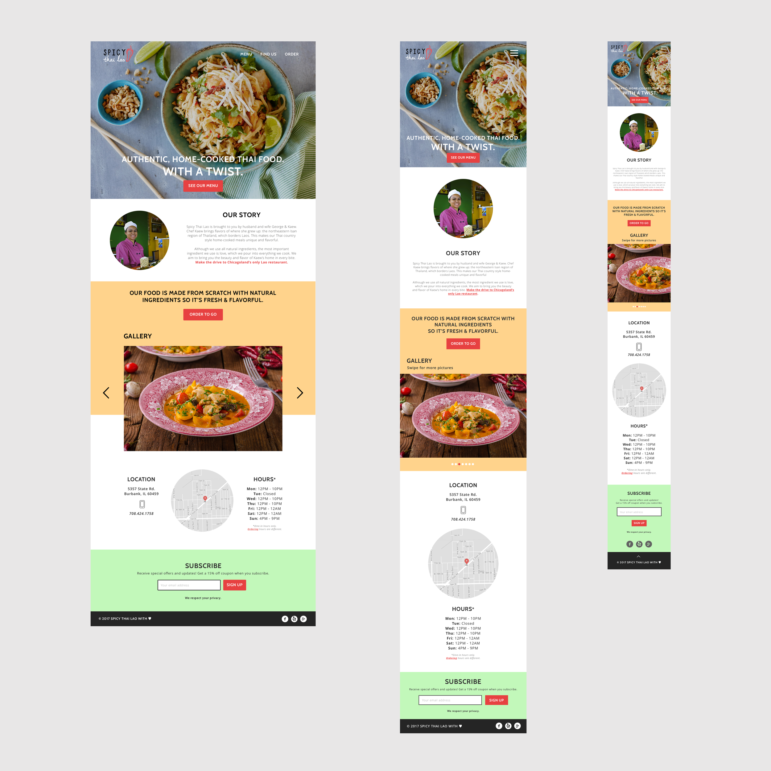 Responsive-HiFi Front Pages.png