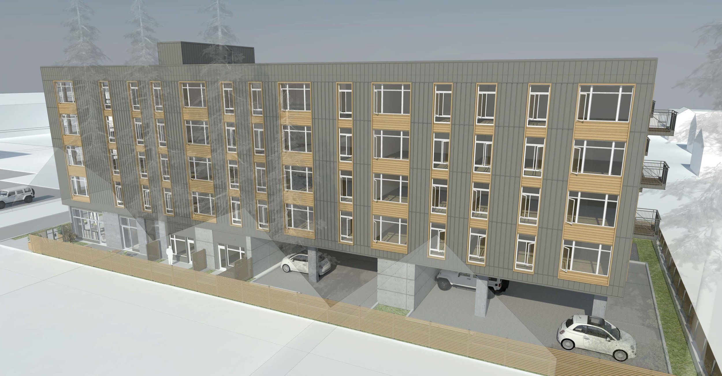 The 51-unit project has capacity to house 167 people and is the latest funded under the City of Portland's Housing Bond