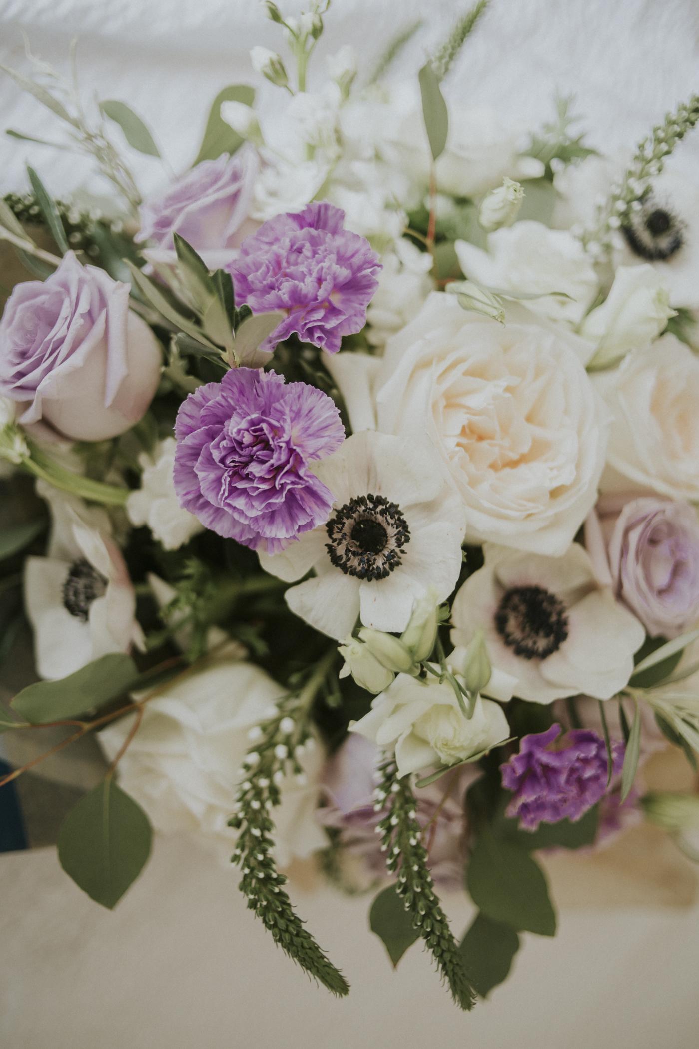 Floral Design by the Secret Garden - Kaylen and Eric's Romantic Countryside Wedding in Cincinnati, Ohio
