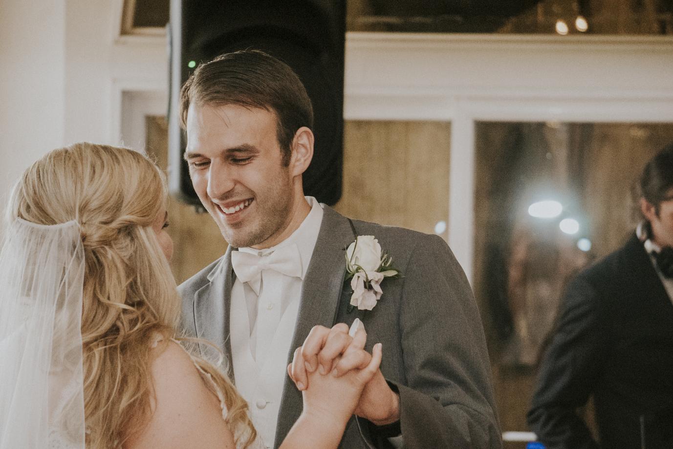 Kaylen and Eric's Romantic Countryside Wedding in Cincinnati, Ohio - Reception Photography