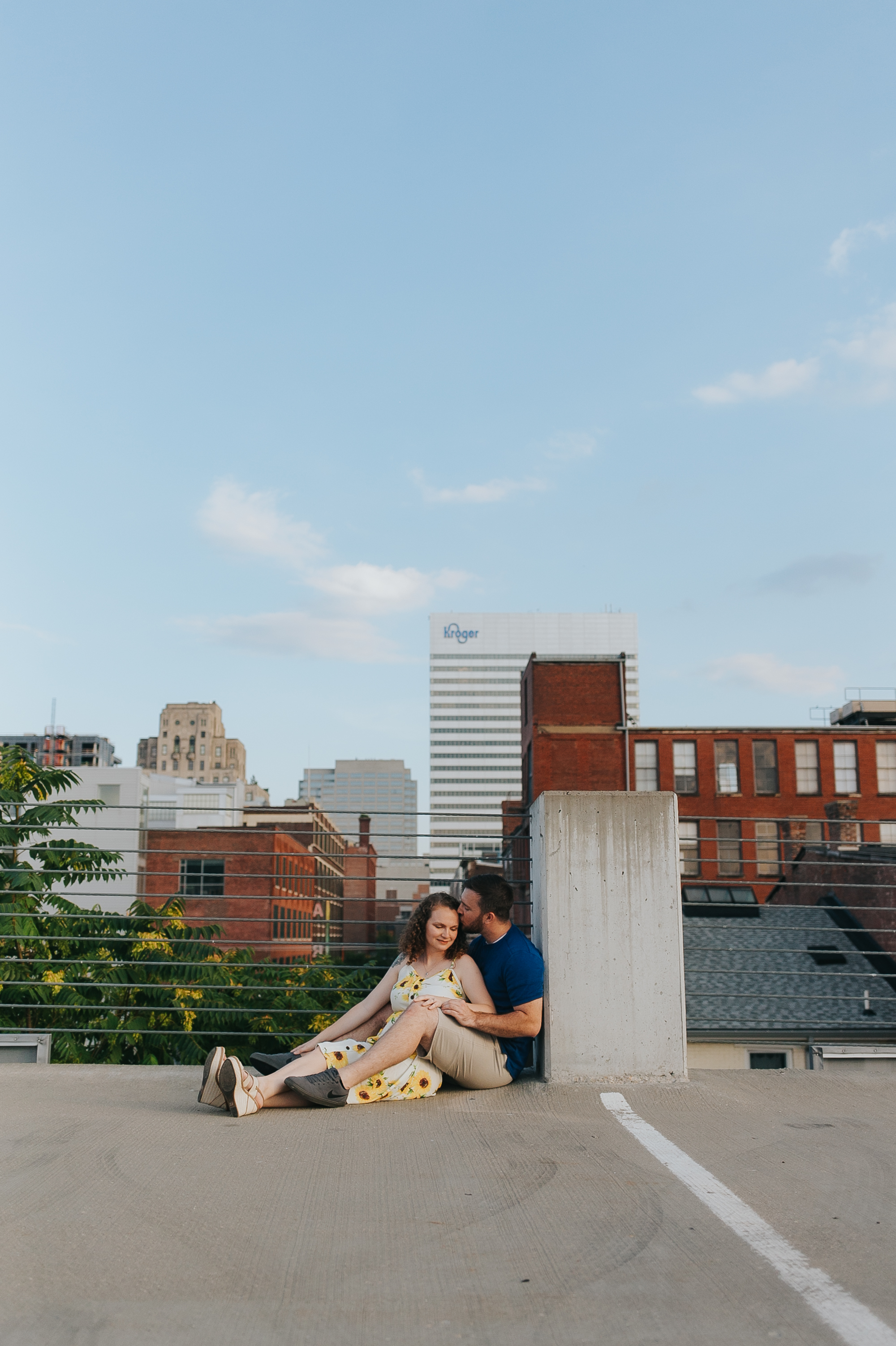 Cincinnati Engagement Photography by Bare Moments Photography