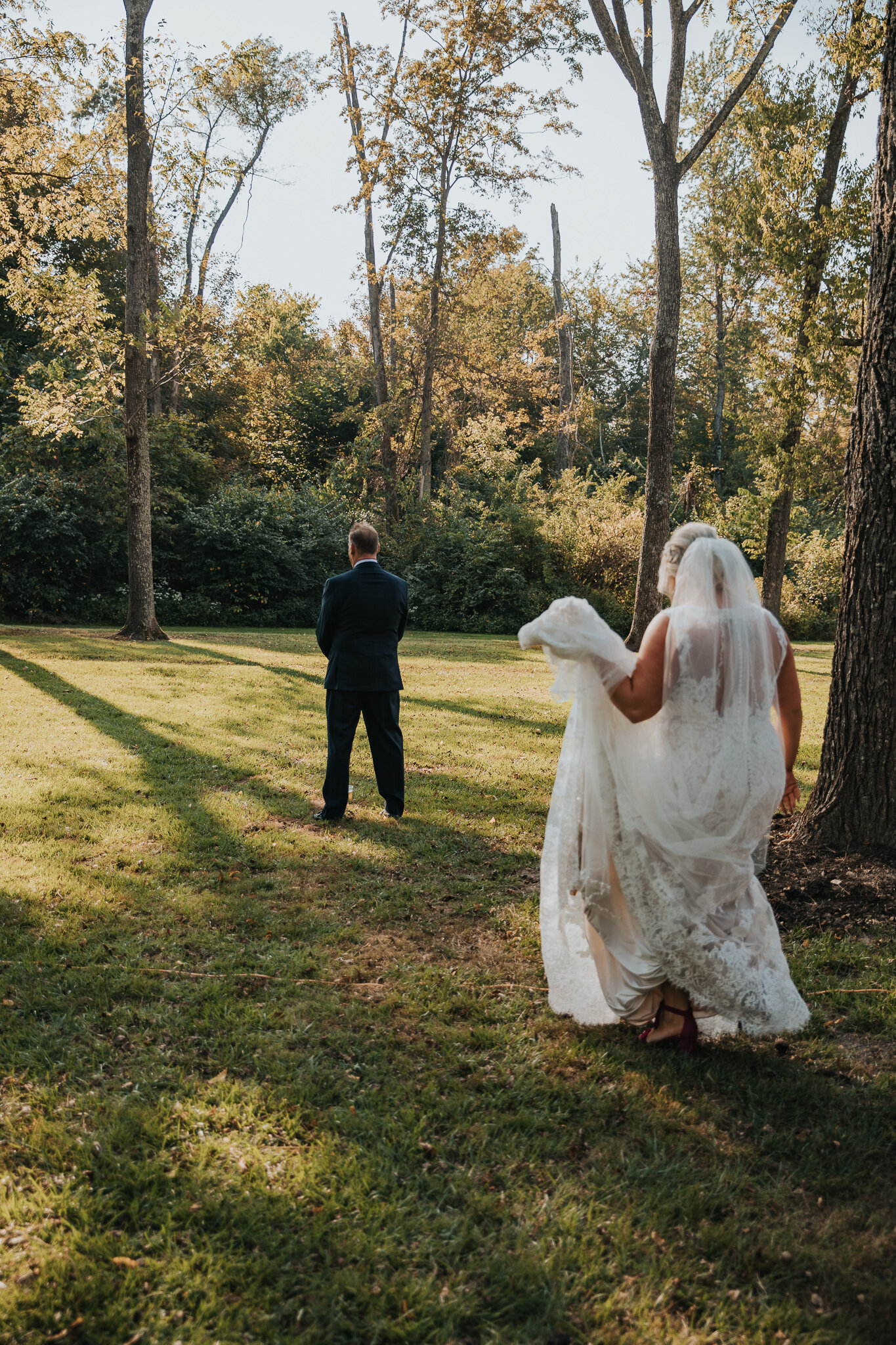 Bare Moments Photography Cincinnati Wedding Photographer