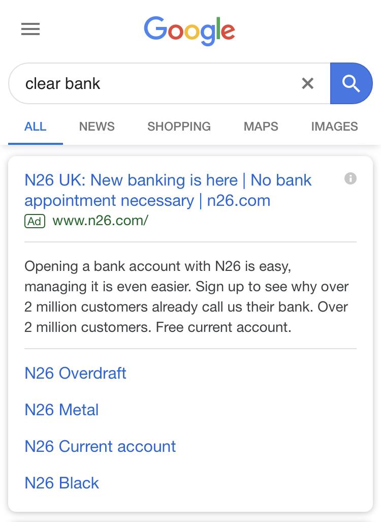 N26 UK Ad Jacking Clear Bank.jpg