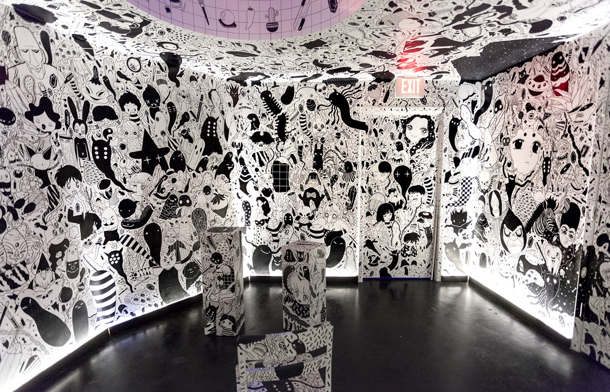 MEOW WOLF - Part art installation, part psychedelic whirlwind, part interactive museum, Meow Wolf is a must see for all ages. Get up early, eat a huge breakfast, and get lost in the endless threads of site-specific installation and tactile experiences. Bring your phone, dress Insta ready, and get ready for a trippy experience - this place is sensory overload in the best way possible.