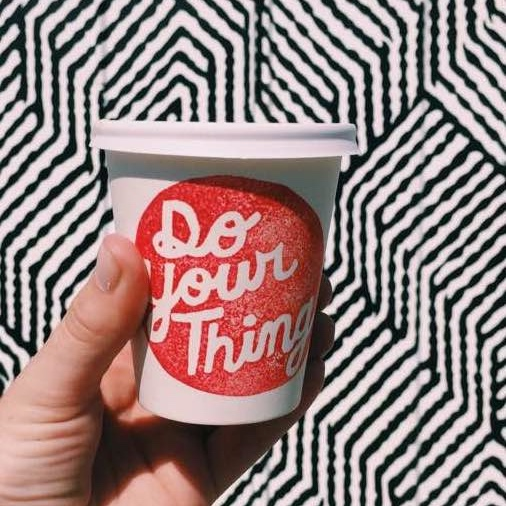 DO YOUR THING - GRAB COFFEE + TOAST FROM DO YOUR THING COFFEE, WHICH IS HIDDEN INSIDE THE MARFA LUMBAR YARD (AKA A COLLECTION OF ARTISTS' STUDIOS). HERE IS WHERE YOU'LL SEE EVERYONE WHO'S IN TOWN, CATCH UP ON THE LATEST BIG BEND NEWS AND FUEL UP FOR YOUR DAY OF GALLERY HOPPING.