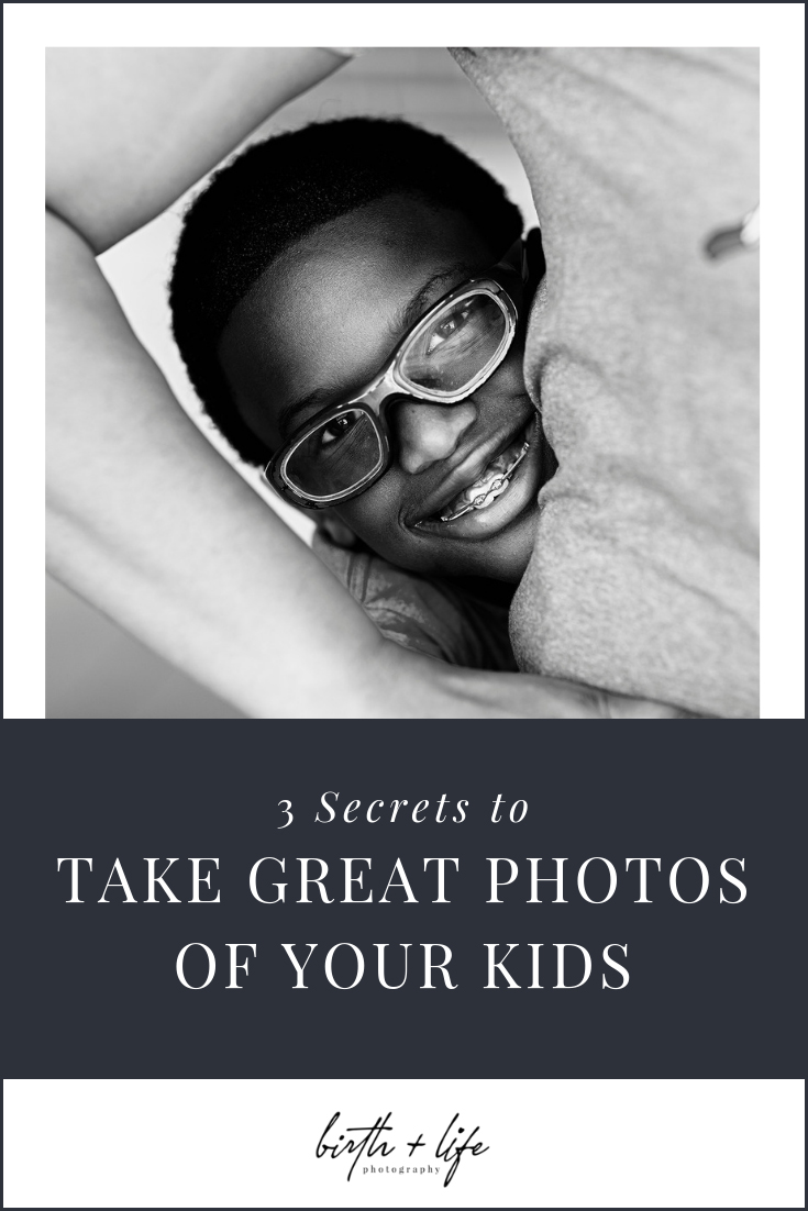 3 secrets to take better photography of your kids How to take better photos of your kids dfw birth and family photographer southlake keller fort worth texas family photographer