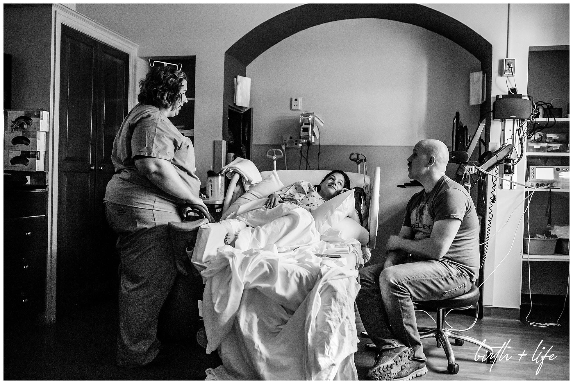 Fort Worth Birth Photographer