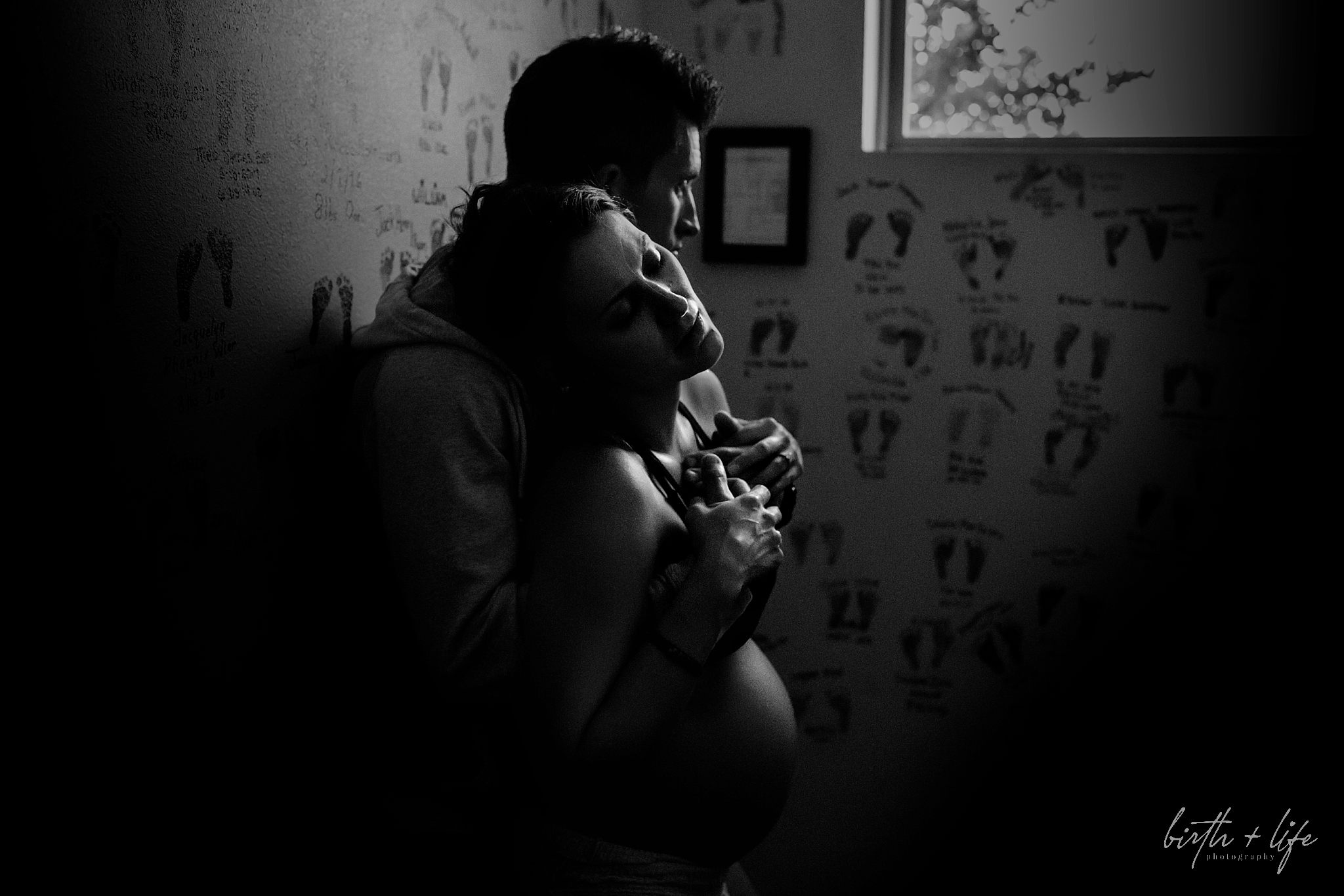 Beautiful birth photography in Fort Worth