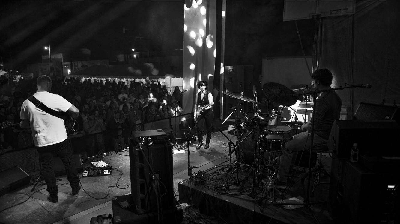 KALO plays Norman Music Festival 2018.