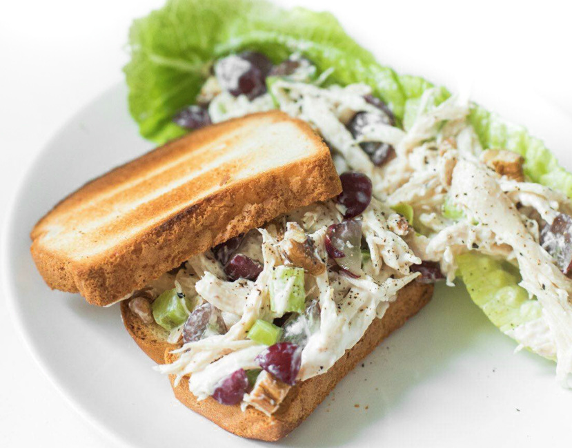 Chicken Salad | The Modern Life Mrs